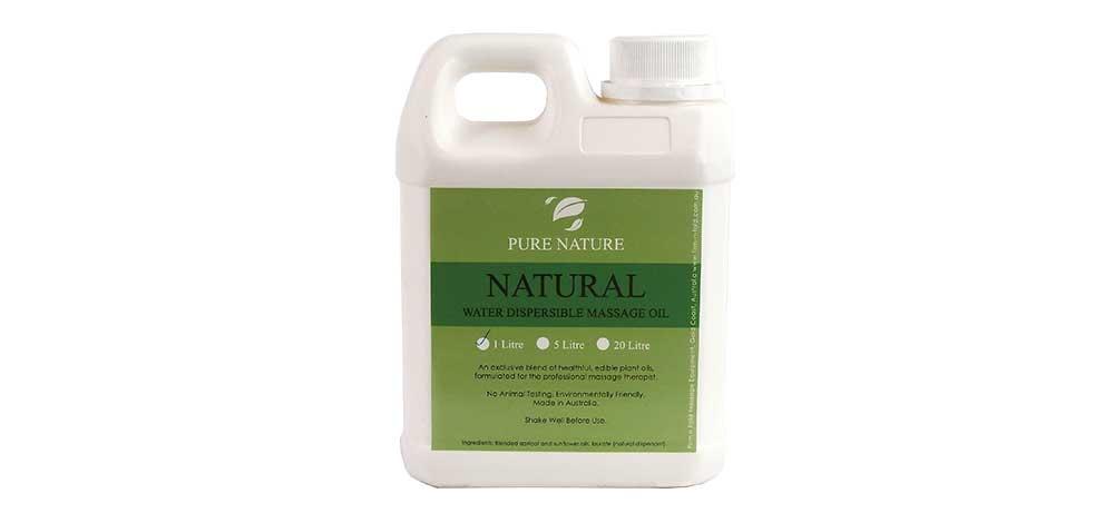 Pure Natural Massage oil